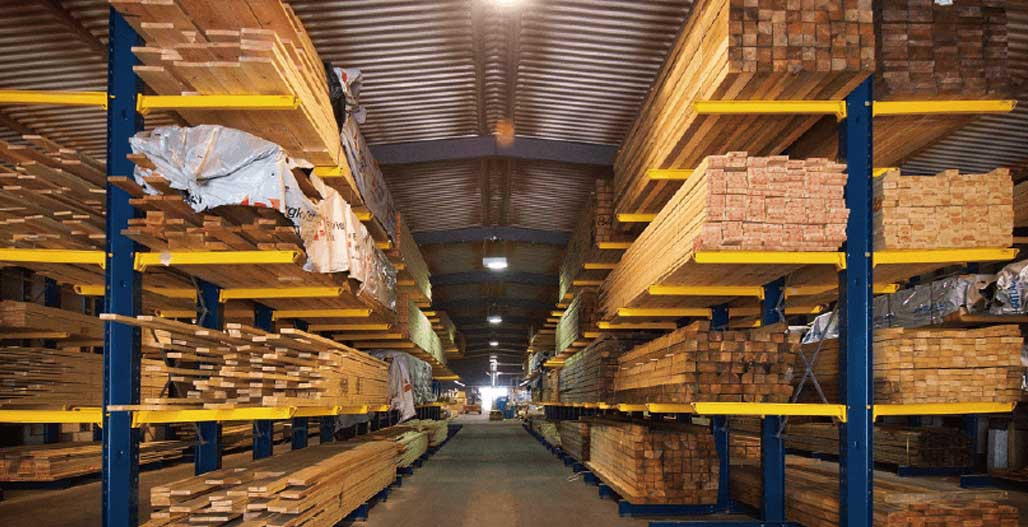 Excess material and warehouse management
